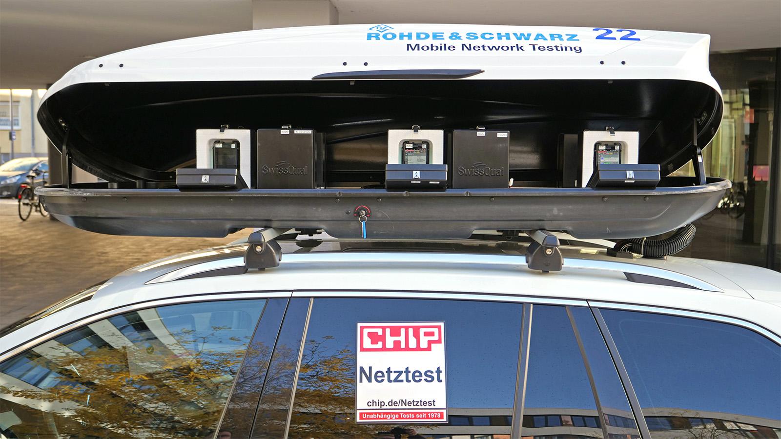 CHIP Netztest Österreich: T-Mobile setzt sich an die Spitze